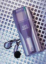 Sony NW-MS7