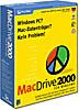 MacDrive 2000 - Windows liest Mac-Medien