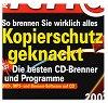 PC Praxis wegen Anleitung zum CD-Kopierschutz-Knacken gerügt