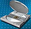Kompakter CD-RW-Brenner von Sony