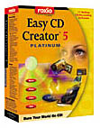 Easy CD Creator 5 Platinum mit MP3 Encoder