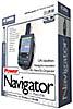GPS-Navigation für Palm-III-Serie