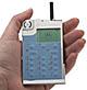 Handy im Scheckkartenformat von Motorola