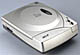Externer CD-RW-Brenner von Acer mit Seamless Link