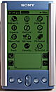 Test: Monochromer Sony-PDA Clié