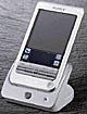 Dünner, monochromer PalmOS-PDA von Sony angekündigt