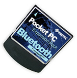 Bluetooth-CompactFlash-Karte