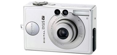 Canon Digital IXUS v²