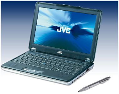 MP-XP7210DE - Mini-Notebook von JVC