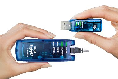 BlueFritz! AP-ISDN und separates USB-Dongle