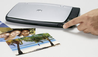 HP Photosmart Scanner 1200