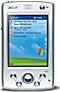 WindowsCE-PDA Acer n10 mit SD- und CF-Card-Steckplatz