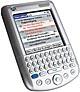 PalmOS-PDA Tungsten C mit Mini-Tastatur und WLAN-Funktion