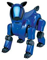 Aibo Cyber-Blue