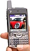 Angetestet: Handsprings neues PalmOS-Smartphone Treo 600