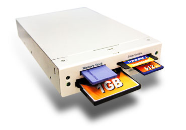 Trancend 6-in-1 Card Reader/Writer