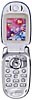 Motorola-Klapp-Handy mit Digitalkamera und MP3-Klingeltönen