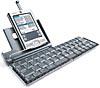 Drahtlose PDA-Tastatur und SD-Card-Digitalkamera von Palm