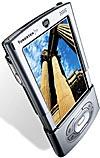 Angetestet: PalmOS-PDA Tungsten T3 mit Soft-Graffiti-Feld