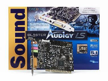 Sound Blaster Audigy LS