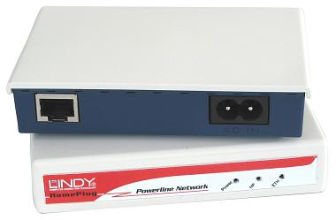 Lindy HomePlug Powerline Adapter