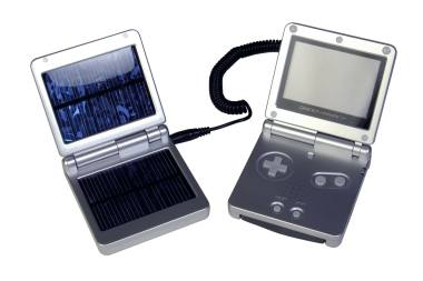 GBA SP Solar Charger