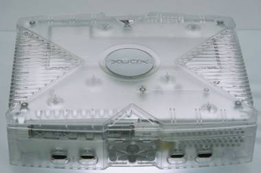 Crystal Limited Edition Xbox