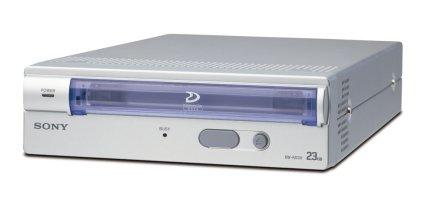 Kurzes Dasein: PDD-Laufwerk von Sony