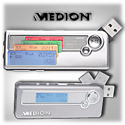 Medion MP3-Player