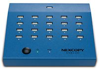 USB120C Flash Disk Duplicator von Nexcopy