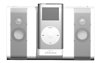 Portables Lautsprecher-Set für iPod Mini