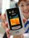 Erstes Handy mit integrierter Festplatte vorgestellt