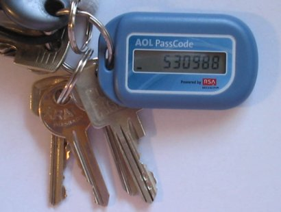 AOL PassCode-Token