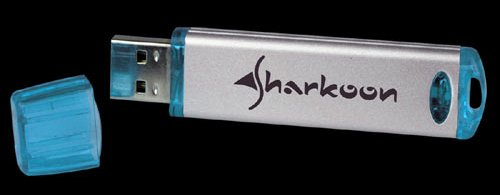 Sharkoon USB 2.0 Flexi-Drive Ultra-Speed
