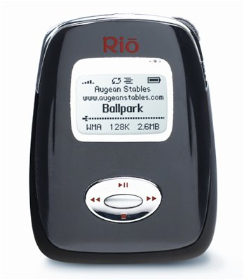 Rio ce2100 - MP3-Player