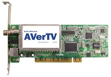AVerTV Hybrid PCI Card A16A