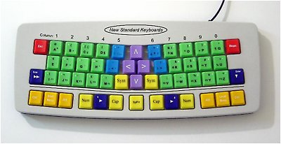 New Standard Keyboards - Tastatur