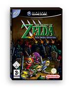 The Legend of Zelda - Four Swords Adventure (GC)