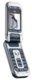 Philips-Handy mit Klapp-Dreh-Mechanismus