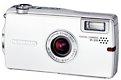 Olympus-Digitalkamera mit DVD-Brenner-Dockingstation