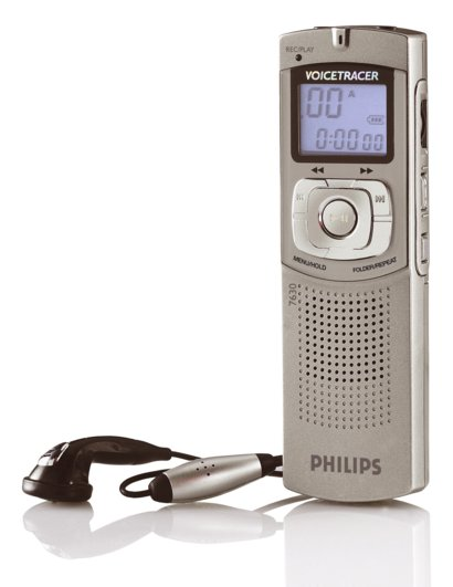 Philips Digital Voice Tracer 7630