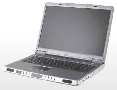Neues Aldi-Notebook: Medion Titanium MD 95500