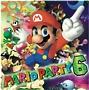 Spieletest: Mario Party 6 - Gamecube-Brettspiel mit Mikro