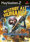 Destroy all Humans (PS2/Xbox)