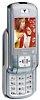 Schiebe-Handy von Philips mit 2-Megapixel-Kamera