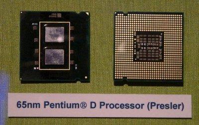 Intel Pentium D 3.4Ghz