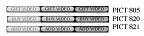 iTunes Video-Icons