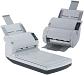 Einzugs-Scanner mit Ultraschall gegen Papierstau