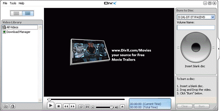 DivX Radium Player (Beta)