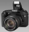 Canon EOS 30D: Semiprofessionelle DSLR im neuen Gewand